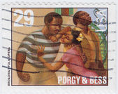 Porgy & Bess — Stock Photo