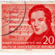Stock Photo: Robert Schumann
