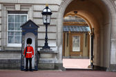 Grenadier Guards Buckingham Palace — Stock Photo