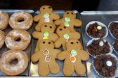 Doces e biscoitos tradicionais — Fotografia Stock