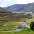 Classic Scottish Highland landscape — Stock Photo #8230628