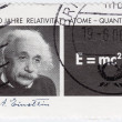 Physicist Albert Einstein — Stock Photo