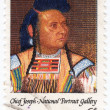 Chief Joseph — Foto Stock