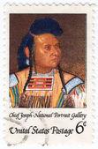 Chief Joseph — Stock Photo
