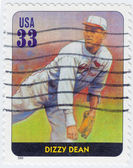 Dizzy Dean — Stock Photo