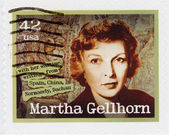 Martha Gellhorn — Stock Photo