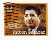 Ruben Salazar — Stock Photo