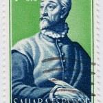 Постер, плакат: Miguel de Cervantes Spanish novelist poet