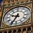 Clock of Big Ben - Stock Photo