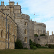 Windsor Castle in Windsor, UK — Stock Photo