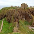 Dunnottar Castle, Scotland, UK — Stockfoto #9676374