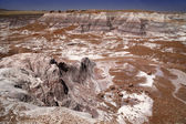 Painted Desert National Park in Arizona, USA — Foto Stock