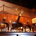 A stylish night bar with retro decor — Stock Photo #9898893