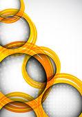 円の背景 — ストックベクタ