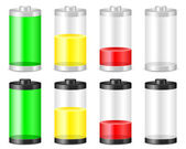 Battery pack — Stock Vector