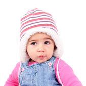 女婴 4 — 图库照片