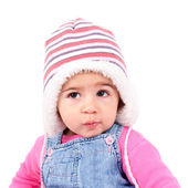 Baby girl 4 — Stock Photo