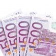 Stock Photo: Two thousand euros