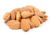 Few almonds — Stock Photo