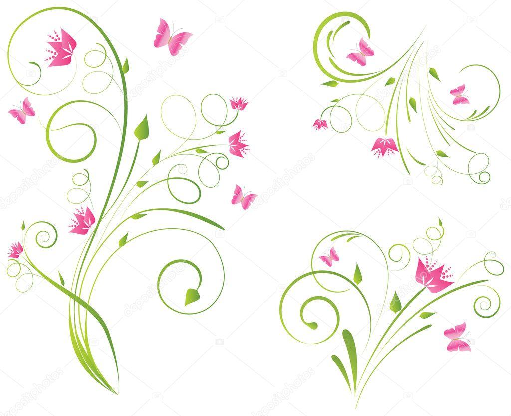 Libreta De Dibujo Mandala Unicornio Papel Blanco: Mariposas Y Diseños Florales