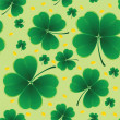 Clover background — Stock Vector #8990159