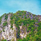 Thaise bergen — Stockfoto
