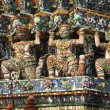 Stock Photo: Wat Arun Bas-Relief