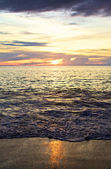 Sunset over Andaman Sea — Stockfoto