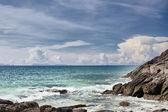 Rocky Shore — Stok fotoğraf