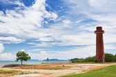 Koh Lanta Lighthouse — Stock fotografie