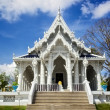Kaew Grovaram Temple - Stock Photo