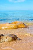 Stone in a Sea — Stock Photo