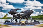 Krabi Statue — Stock Photo