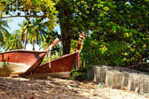 Thai Boats — Stockfoto