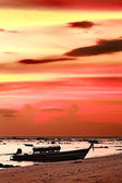 Sunset over Andaman Sea — Stock Photo
