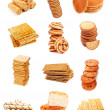 Sweet Bakery Collection - Stock Photo
