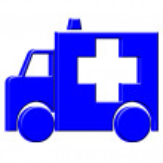 3D Ambulance — Stock Photo