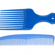 Plastic combs — Stock Photo #9569197
