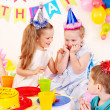 Child birthday party . — Stockfoto