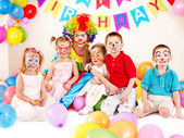 Child birthday party . — Foto Stock