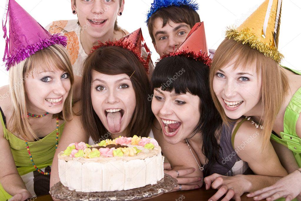 Конкурсы и сценки день рождения подростка