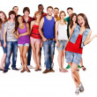 Group — Stock Photo #9077444