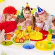 Child birthday party . — Stock Photo #9869903