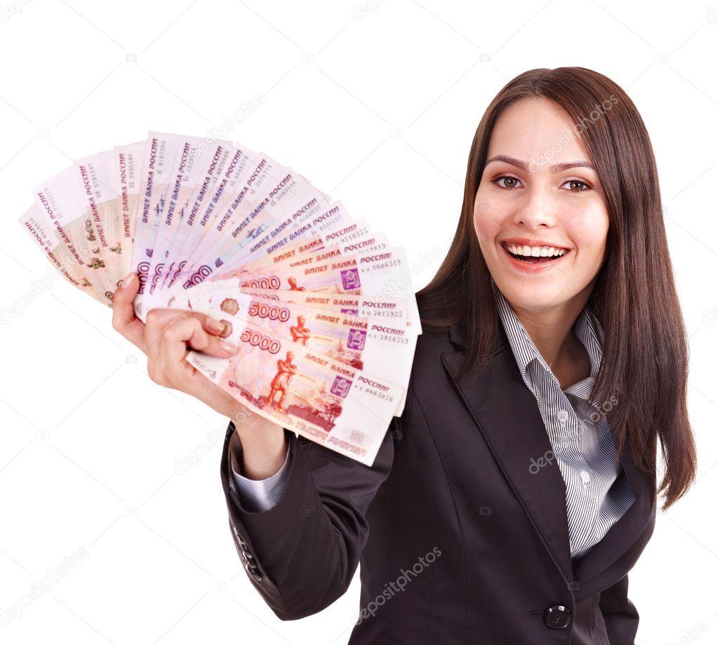 картинки девушки с деньгами