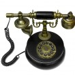 Royalty-Free Stock Photo: Old style telephone