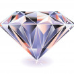 Diamond bright — Stock Vector #8457255