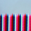 Birthday candles — Stock Photo #10094146