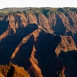 Waimea Canyon on Kauai — 图库照片