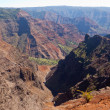 Waimea Canyon on Kauai — Stock Photo