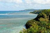 Sealodge a anini pláž kauai — Stock fotografie